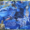 Vintage star wars 1977 a new hope bedding standard pillow case craft