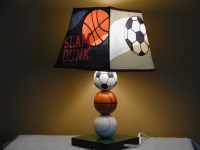 Sports Themed Lamp
