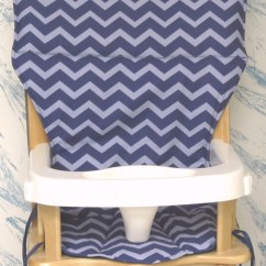 Safety 1st High Chair Cover Steel Express Car Seating Eddie Bauer Pad Replacement Zigzagtone On