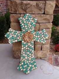 Items similar to Wall Cross Decorative Wall Cross ...