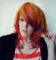 phoenix fire wig hayley williams