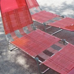 Plastic Beach Chaise Lounge Chairs Walmart Camp Pair Folding Patio Deck Chair / Retro Pink