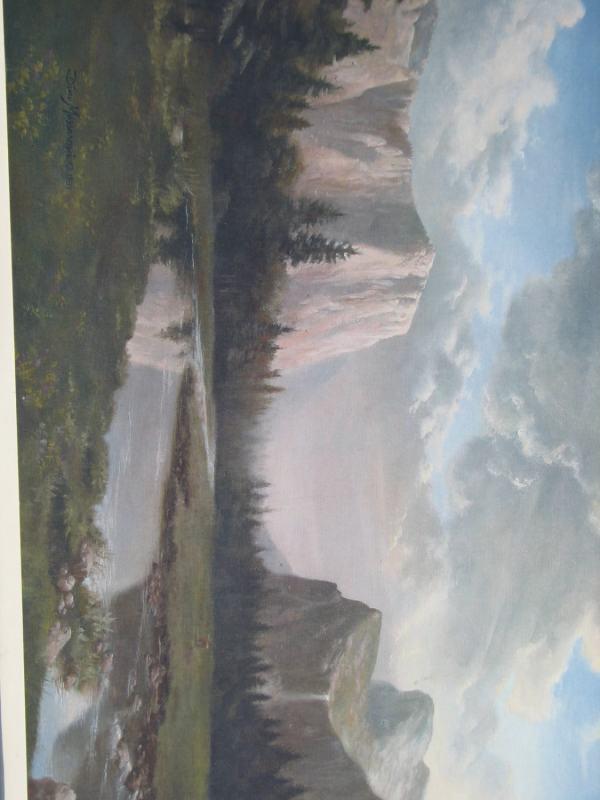 Dino Massaroni 1989 Painting