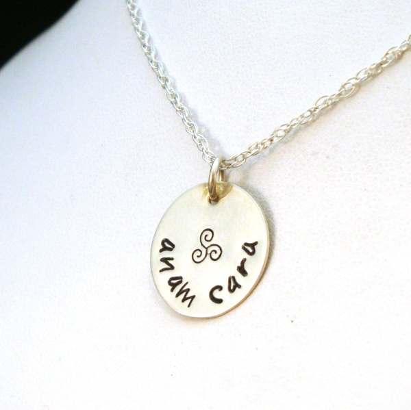 Anam Cara Soul Friend Necklace