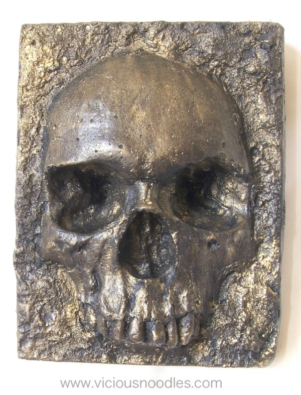 Pyrite Skull Carving 1 9 Inches Item 73757 - Year of Clean Water