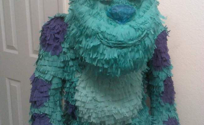 Monsters Inc Sully