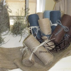 Burlap Chair Sashes Canada Pool Room Chairs Ribbon 6 Quot Wide Utility Sash