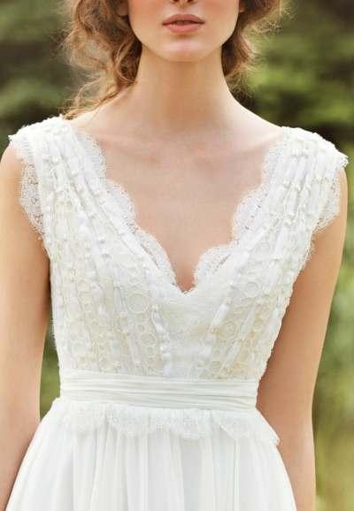 Designer Wedding Dress Bohemian Wedding dress by ...