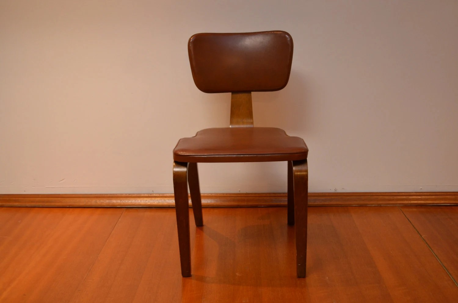 Bent Plywood Chair Vintage Bent Plywood Thonet Chair