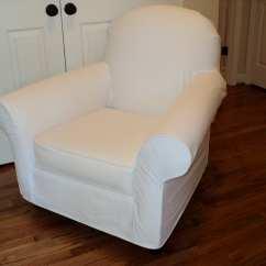 Childcare Glider Rocker Chair Ottoman Garden Cushions Argos Custom Slipcover For Your Pb Dream With Wooden