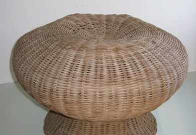 Wicker Mushroom Chair
