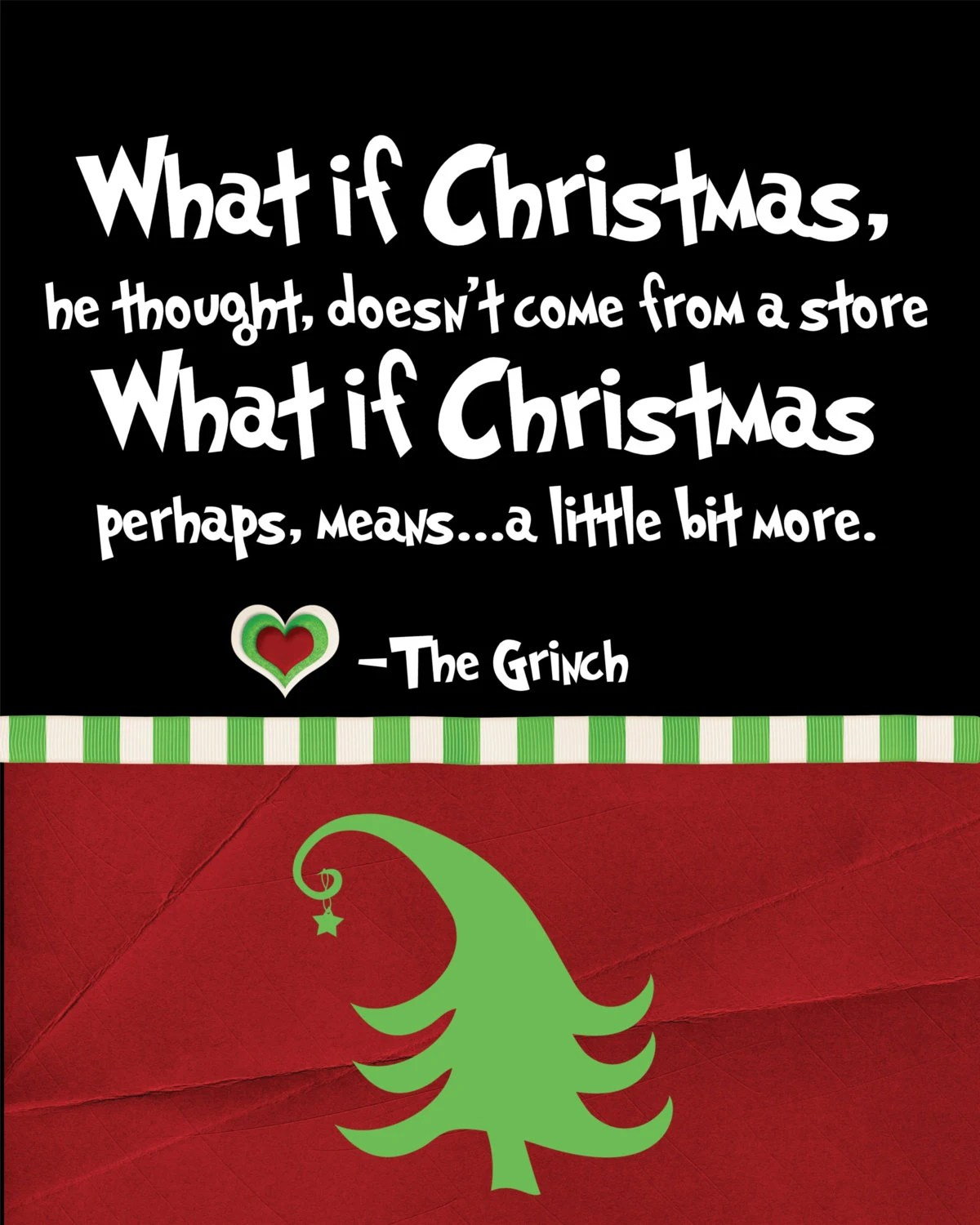 How The Grinch Stole Christmas Printable By Jensprintsandmore