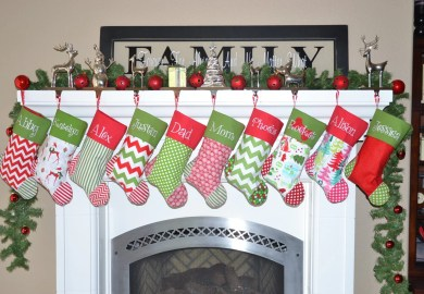 Christmas Stockings Personalized Sale