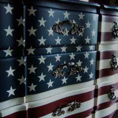 American Flag Chair Comfy Gaming Chairs The Waving Dresser