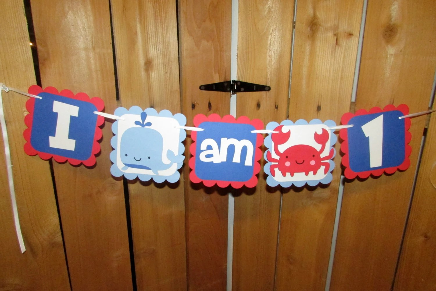 age for high chair tables and rentals nautical banner crab whale red white
