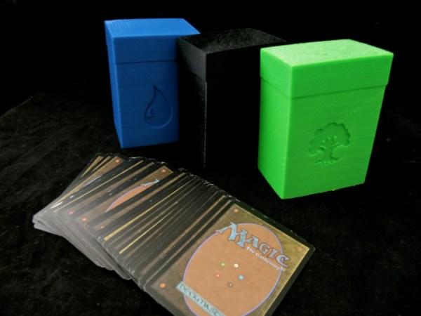 Magic Gathering Mtg Mana Deck Box Carrythewhat