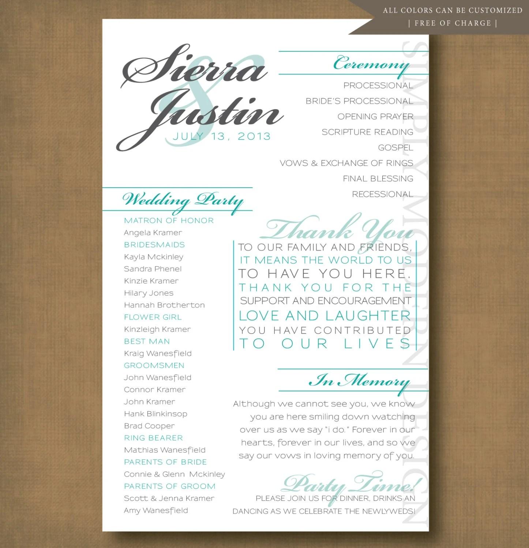 Modern Wedding Ceremony Script