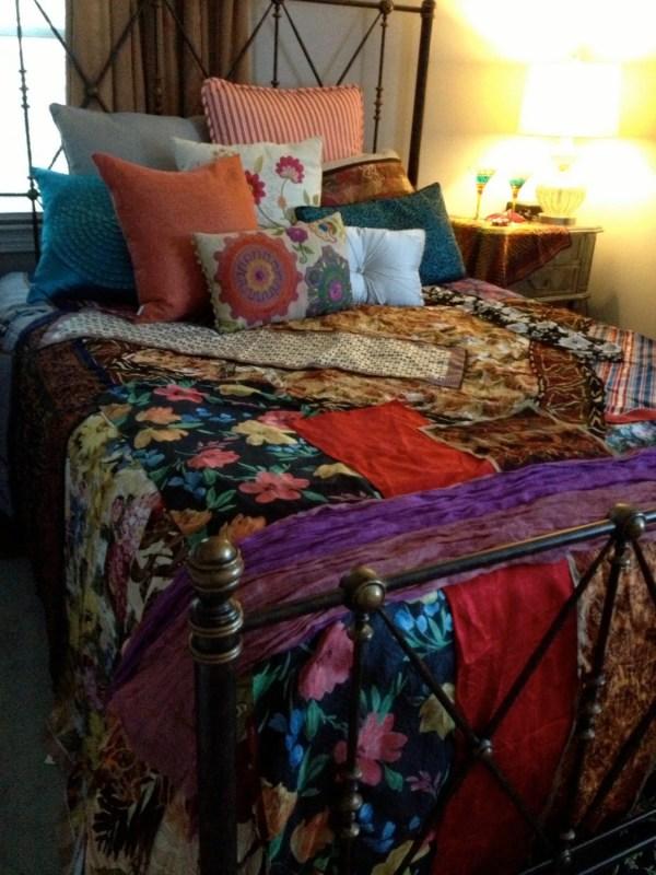 Bohemian Gypsy Bedding