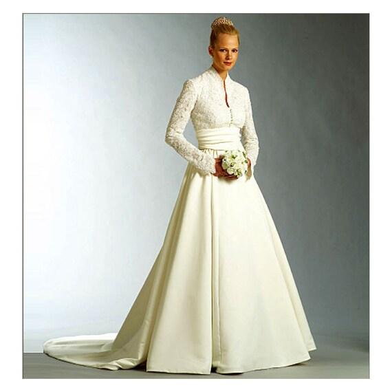 Articles Similaires à Vogue V2979 Grace Kelly Modèle De Robe De