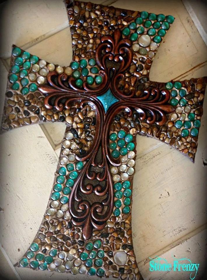 Items similar to Wall cross cross decorative wall cross religious cross wedding gift on Etsy