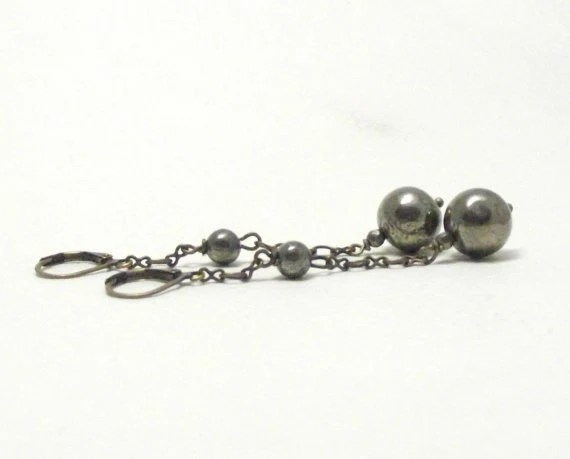 Popular items for pyrite jewelry on Etsy