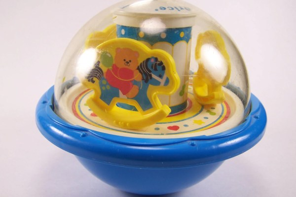Roly Poly Chime Ball Fisher-Price Toys