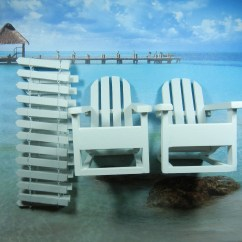 Diy Adirondack Chair Kit Conference Chairs Cake Topper Beach Wedding