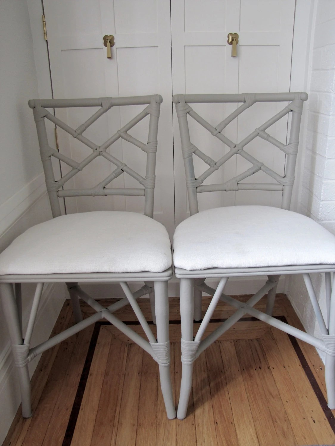 Beach Dining Chairs Chinese Chippendale Chairs Set Of 4 Vintage Chairs