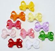 girls infant hair bow set newborn