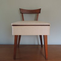 Mid Century Danish Modern Sewing/Accent Chair
