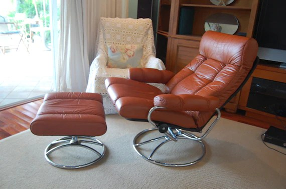 french provincial chair and ottoman cheap folding chairs j.e.ekornes stressless recliner swivel leather