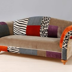 Velvet 5in1 Air Sofa Bed Reviews Bedroom Corner Colorful Patchwork By Namedesignstudio On Etsy
