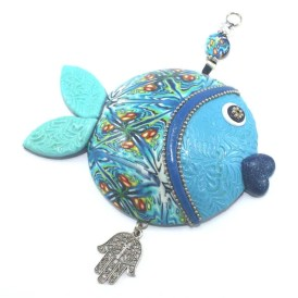 Fish Wall Hanging by ShuliDesigns