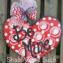Valentine Door Hanger Be Mine Happy Valentine S Day Door