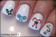 items similar christmas nail