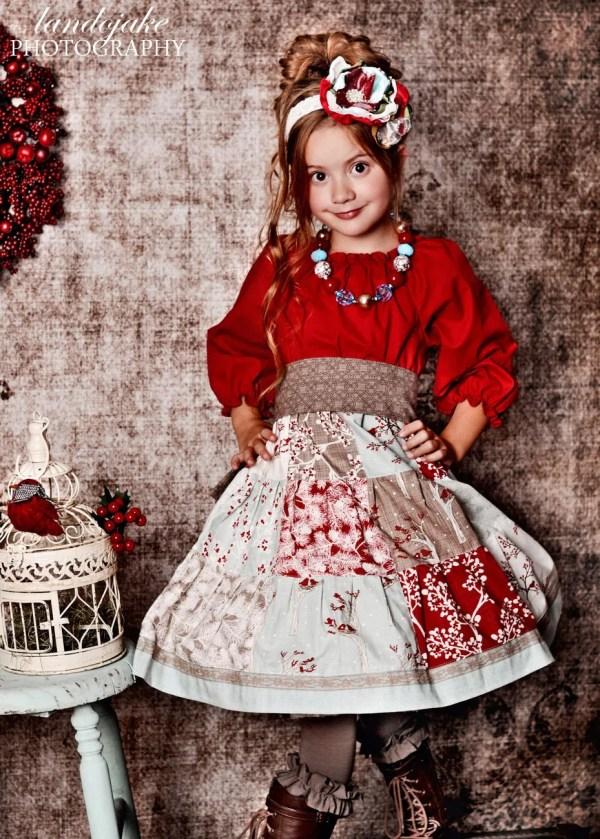 Match Sophie Joy & Bella Noel Christmas Dresses