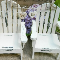 Adirondack Chair Cake Topper Target Childrens Chairs Summer With Banner By Modern101