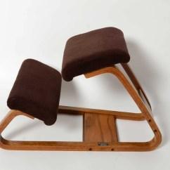 Chair With Kneeler Pottery Barn Kids Anywhere Ergonomic Kneeling Mid Century Danish Modern Bent Wood