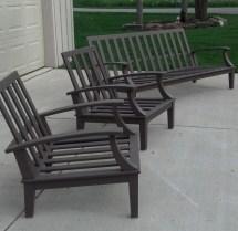 Cypress Patio Furniture Set Glessboardsfurniture