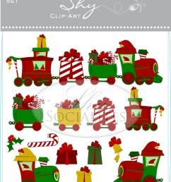 christmas train christmas train train set train clip art christmas clip christmas train clipart  [ 1024 x 1317 Pixel ]