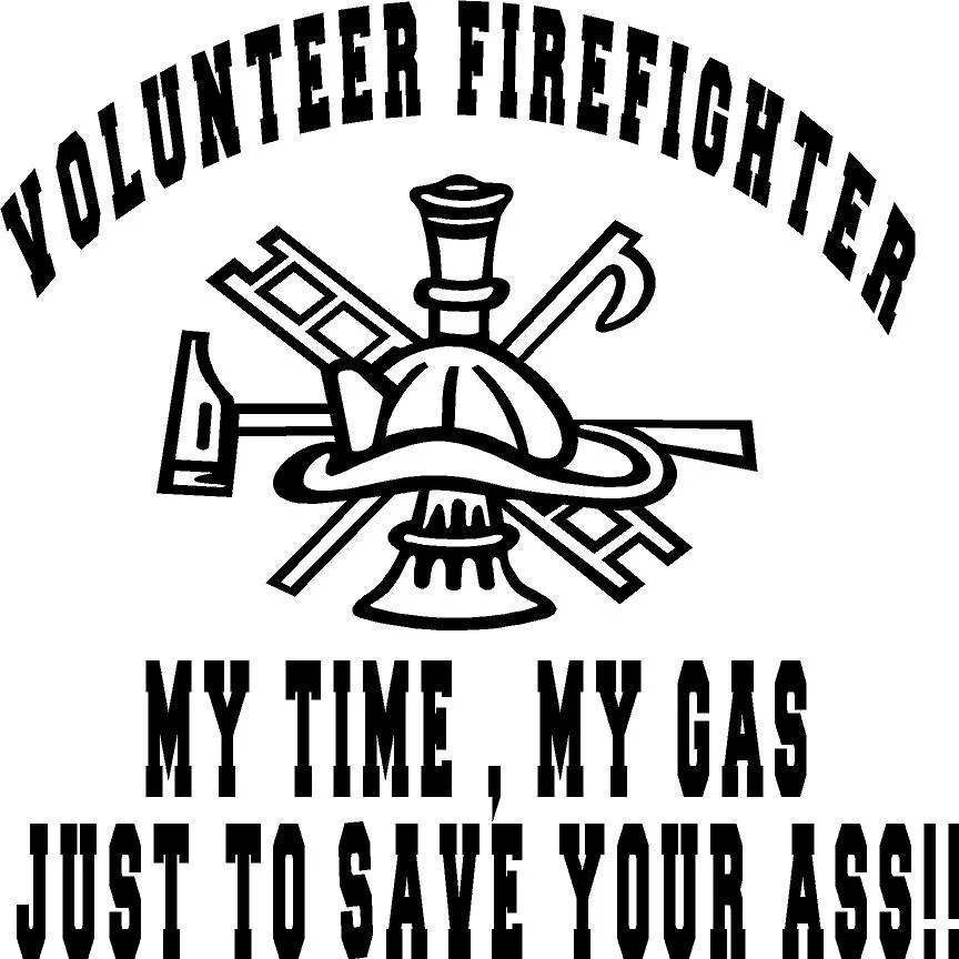 Volunteer Firefighter Quotes And Sayings