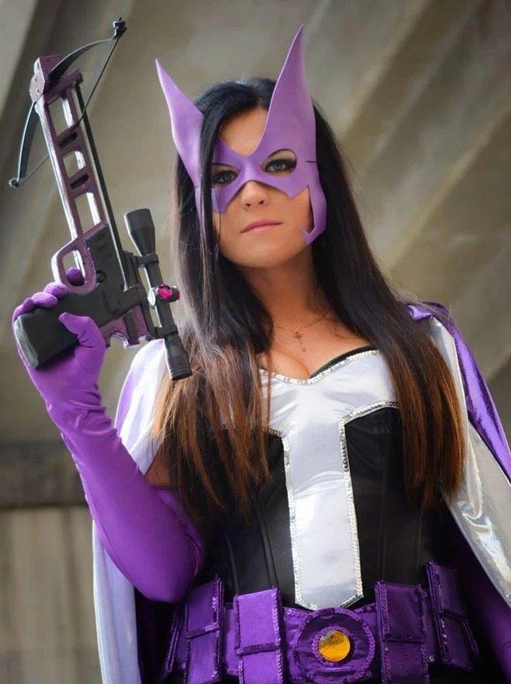 Items similar to DELUXE HUNTRESS Costume With CAPE on Etsy
