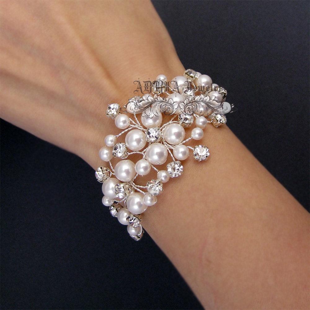 Wedding Bracelets For Bride