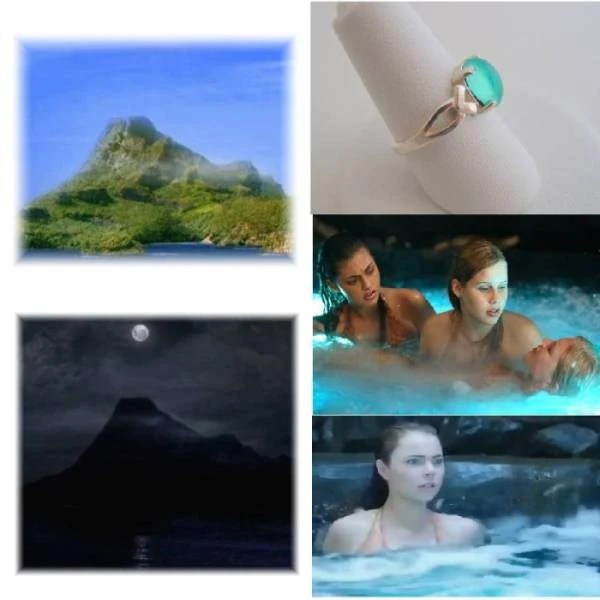 Mako Mermaids H2O Adventure Moon Pool Sterling by