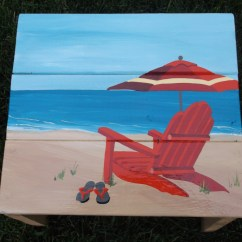 Flip Flop Chair Chairs For Living Room Cheap Adirondack Umbrella And On The Beach Hand