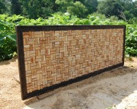 Large Wine Cork Board/Corkboard/ Framed Cork Board/