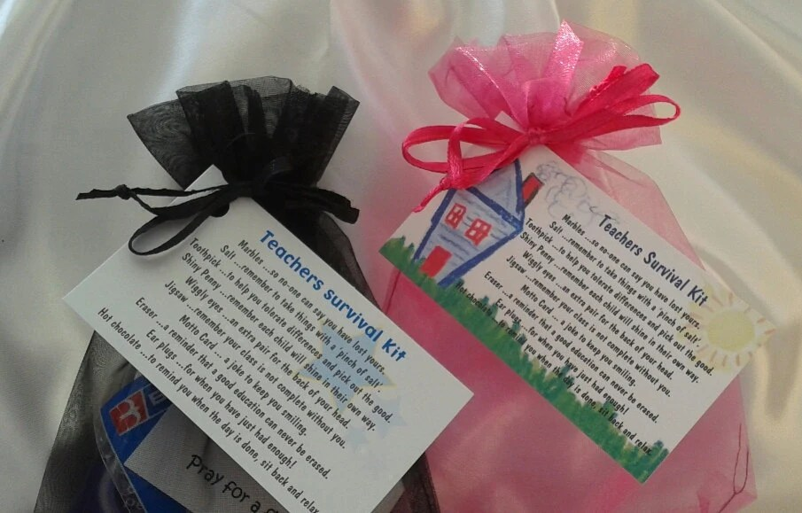 Antistress Survival Kit Novelty gift idea for by