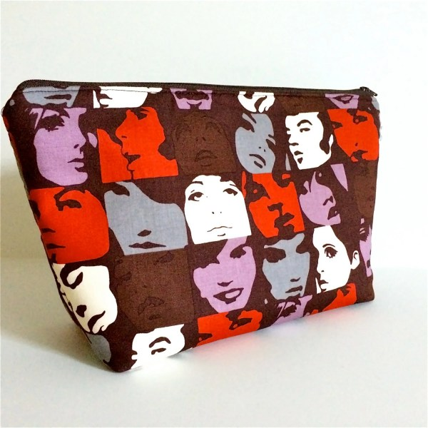 Extra Large Cosmetic Bag Toiletry Travel Makeup
