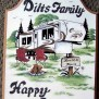 5th Wheel Camper Rv Personalized Camping Welcome Sign