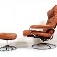 Stressless Chair Repair Parts Non Slip Pads Ekornes Sessel Vintage 70 39 S Chrome